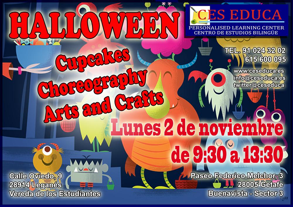 11 1 - 2 de noviembre: Halloween 2015