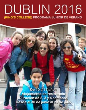 campamentodublinkingscollege - English Summer Camps 2016