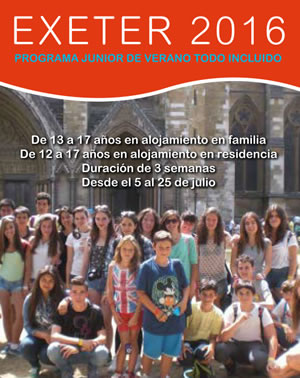 campamentoexeter - English Summer Camps 2016