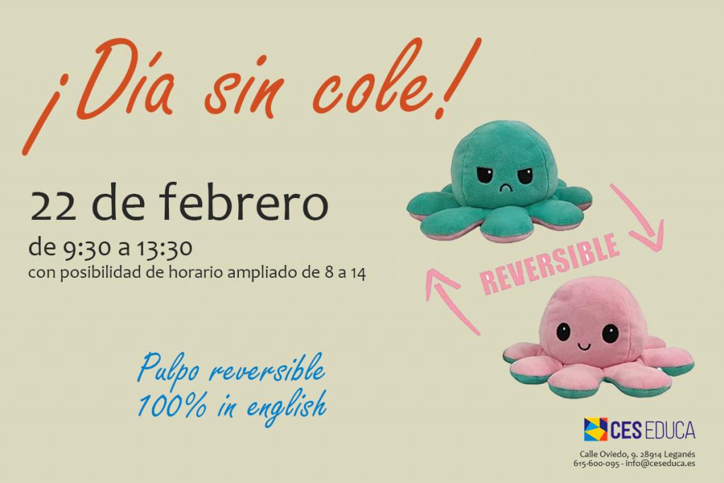 22 de febrero dia sin cole 1024x683 - DIA SIN COLE 22 DE FEBRERO