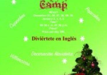 Christmas Camp 2016