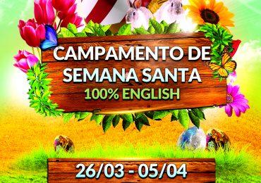CAMPAMENTO DE SEMANA SANTA